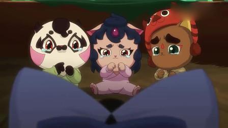 京剧猫:看到小青哭了,武崧竟然叫她妈妈,真是太意外了