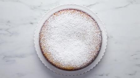 如何烤一个,柠檬乳清蛋糕,让你整个冬天都暖暖的