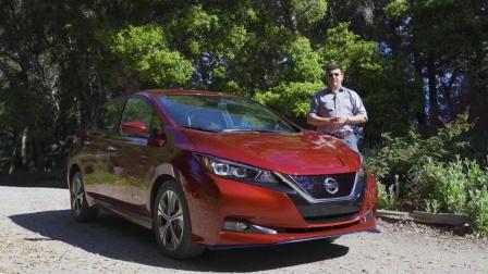 评测2019年日产Leaf Plus, 一款新能源电动汽车!