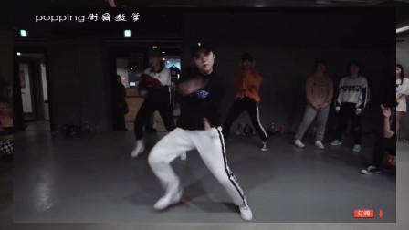 【性感 街舞 美女】Batier Cardi Cardi B Koosung Jung Choreography