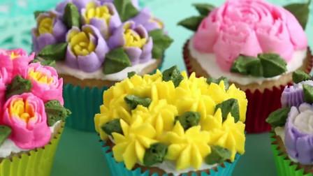 各种漂亮可爱的蛋糕裱花头!
