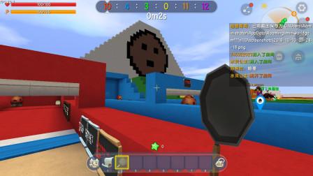 迷你世界:保龄球大赛 可怜的爆爆蛋当保龄球被打来打去的