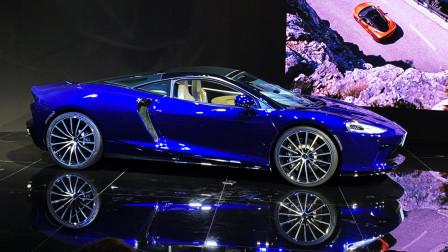 全新迈凯伦GT 速度与优雅并存