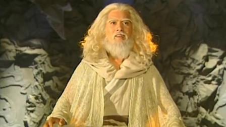 达摩就差一步就成佛,不料小乞丐拿出颗珠子,达摩瞬间顿悟成佛