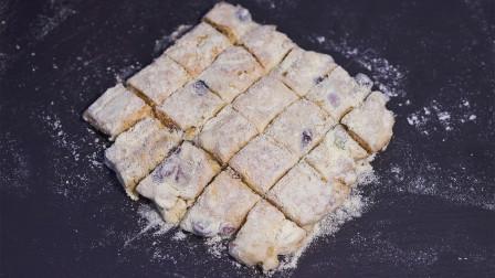 网红零食雪花酥,做法太简单了!自己在家就能做一锅!