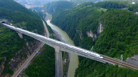 中国最强高铁面世,仅250公里时速却让美日折服,直言没能力建造