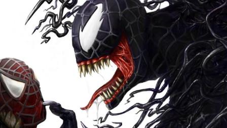 蜘蛛侠和毒液的宿命决斗,精彩电影剪辑!