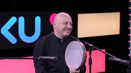 意大利音乐家展示手鼓表现多种乐器,一个人就能组个乐队了 《我歌我秀-绝对声量》直播 20191024