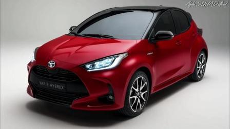 最新一代丰田YARIS 2020两厢车