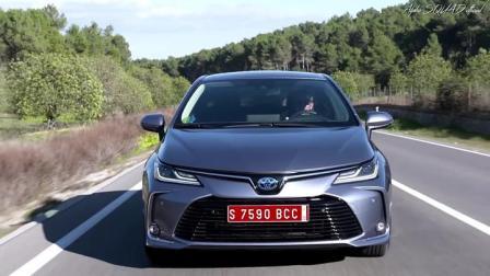 2020丰田卡罗拉混动版,比其他混合动力更完美的汽车!