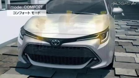 2020丰田卡罗拉,您想知道的一切全新丰田卡罗拉2020运动版