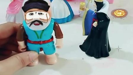 益智少儿亲子玩具:土匪大王想娶贝儿