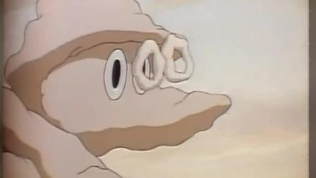 唐老鸭从军记:最后一声解散,唐老鸭的样子像极了军训后的你