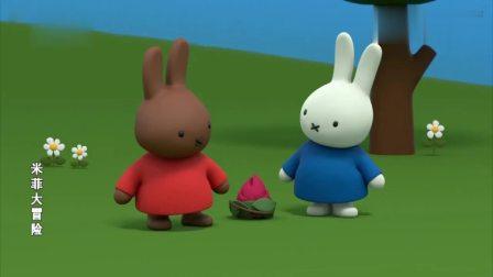 米菲大冒险:米菲想让蛋孵出来,还为它唱歌,怎料却没有用!
