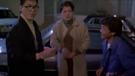霹雳先锋:三大恶人聚首,社會大傻哥人狠話不多