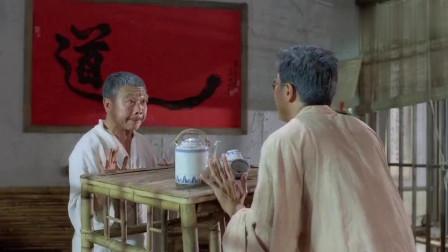 僵尸叔叔:一休大师跟四目一见面就互怼, 真是一对冤家啊