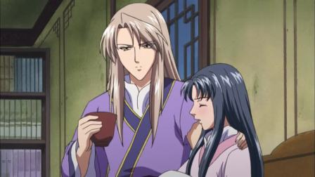 彩云国物语:男主给女主喂水喝,却被误会,叔叔瞬间火冒三丈!