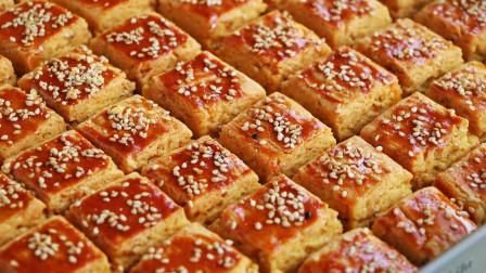 教你在家自制粗粮小饼,香甜酥脆,越吃越香,做法一看就会!