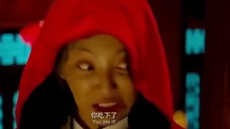 绝世高手:最恐怖的食堂大妈,五仁月饼红烧带皮牛蛙,刺激刺激