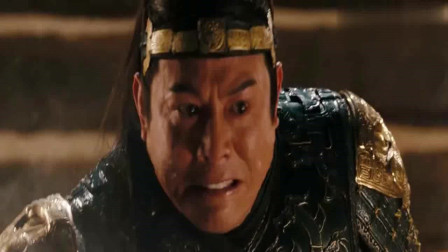 木乃伊3龙帝之墓:一把利刃刺穿龙帝心脏,残暴的兵马俑皇帝最终寿终正寝了!