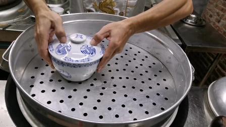 """分享一道广东隔水炖汤""""杂粮炖肉汁汤""""做法正宗,欢迎收藏"""