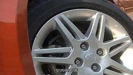 东南汽车-V3菱悦,回头率非常高,给人一种高级感