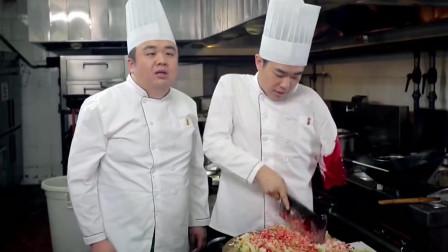 屌丝男士:大鹏太搞笑了,学切菜把隔壁都切没了!