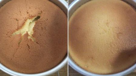 烘焙练习,分蛋海绵蛋糕,比戚风蛋糕成功率高,比全蛋海绵蛋糕松软!