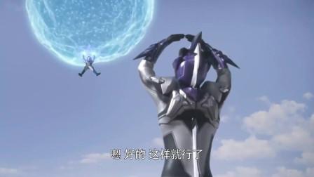 奥特曼:自己创造的激光球太重抬不起来,这么搞笑的奥特曼除了他没别人