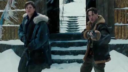 木乃伊3:雪人再强悍,听龙帝一声怒吼,也只有抱头逃窜