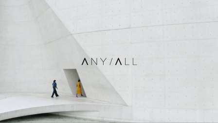 ANY-ALL 必然 2019 AW - Video by #质点DOT#