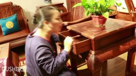 怎样来辨别挑选巴里黄檀红木家具?看看品牌店长详细介绍就明白了