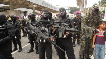 美军放弃了HK研发的XM8模块化武器,没想到被印度尼西亚捡了便宜