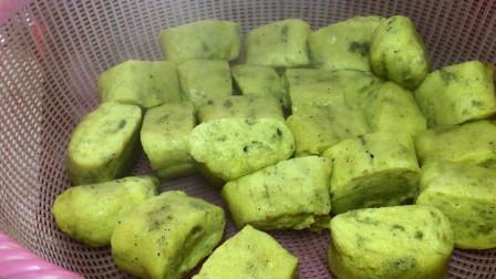 三种简单食材就能做出美食,老祖宗的传统做法,没有任何添加剂