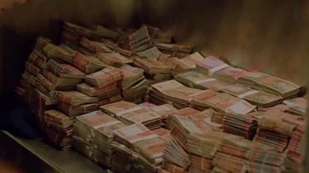 高度戒备:团伙炸开银行金库,金库外警察竟然束手无策干着急