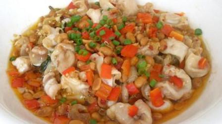 鱼泡这样做,开胃下饭,做法简单,不腥不燥,味道鲜美,真好吃