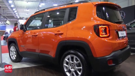 2020款 Jeep Renegade Limited 1.3 Gasoline, 细节实拍展示