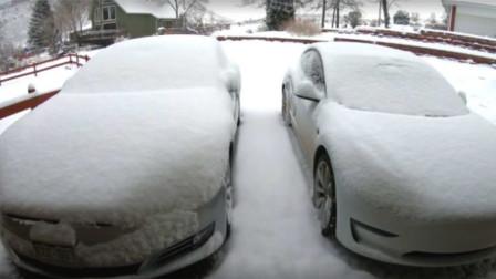 百万豪车和普通车有什么区别冬天启动后一目了然差距还真大