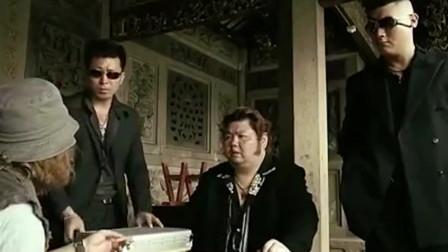 疯狂的赛车:台湾帮会大哥第一次来内地交易就被坑了,大哥表示很生气