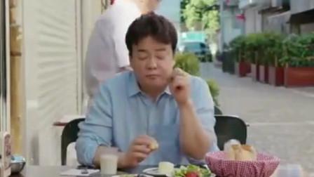 韩国大叔白钟元吃鲜奶油面包,10kg鲜奶制作400g奶油,太麻烦了!