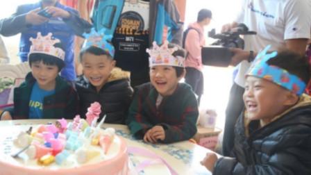阜阳龙凤四胞胎早产后遗症康复理想 父亲愿做志愿者回报社会