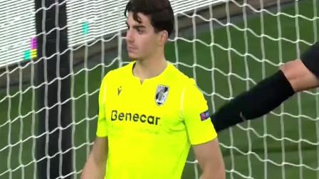 佩佩任意球梅开二度,阿森纳欧联杯3-2胜吉马良斯