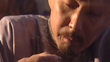 康熙王朝:康熙回京,得知孝庄苏麻去世,一下晕过去了,背景音乐太伤感了