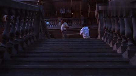 功夫:十二路谭腿深夜被神秘人暗杀, 南拳北腿也难逃厄运!