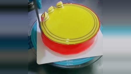 蛋糕师制作的生日蛋糕,就凭这颜值,谁不喜欢啊