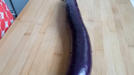 红烧茄子的家常做法,非常美味的下饭菜,做法非常简单一学就会