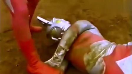 奥特曼:赛文奥特曼黑化,杀死了艾斯奥特曼,惨无人道