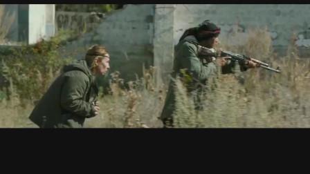 刚出真实事件改编的战争电影,这种题材的战争片太少了~