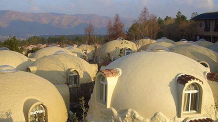 日本研发新型泡沫房屋,售价40多万,抗震防火7天就能建成