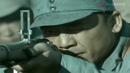 亮剑:赵刚150米爆头两名机枪手,李云龙大叫好样的